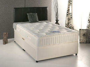 KENSINGTON DIVAN SET / MATTRESS/ BED in Sandown