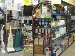 Electrical items from £3 in Cowes