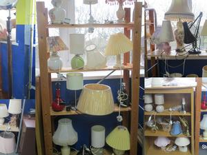 Assorted Lamps from £2 in Cowes