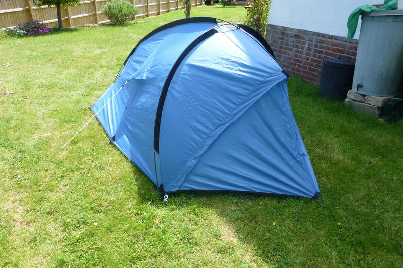 & pro action 2 person tent - Ryde - Expired | Wightbay