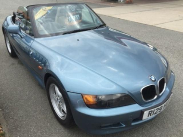 Bmw Z3 1 9 Convertible Full Service History In Newport