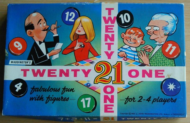 twenty one game
