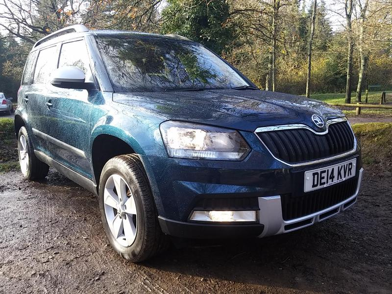 2016 skoda yeti 105 a month in sandown wightbay. Black Bedroom Furniture Sets. Home Design Ideas