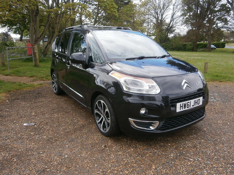 citroen c3 2011 picasso 1 6 hdi exclusive in shanklin wightbay. Black Bedroom Furniture Sets. Home Design Ideas
