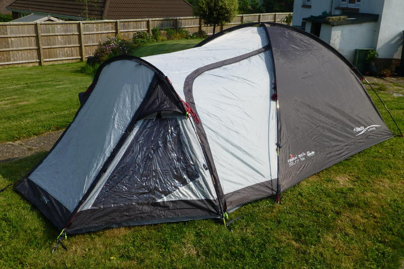 Blacks Constellation Series Lupus 3 berth Tent - Ryde - Sold | Wightbay & Blacks Constellation Series Lupus 3 berth Tent - Ryde - Sold ...