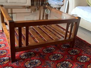 Laura ashley coffee table ventnor sold wightbay for Coffee tables laura ashley