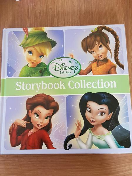 Disney fairies storybook collection newport wightbay for Storybook nanny