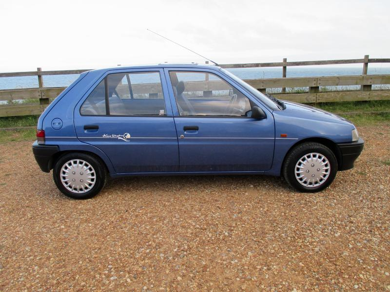 1993 peugeot 106 1 4 d 5 door in shanklin wightbay. Black Bedroom Furniture Sets. Home Design Ideas