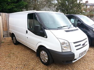 2012 Ford Transit 2.2TDCi 100 ( Low Roof ) 280 SWB in Ventnor