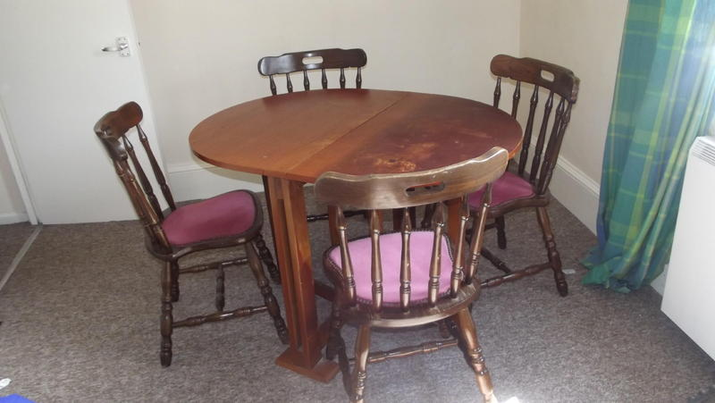 Fold Down Dining Table Ryde Wightbay