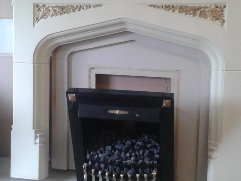 Decorative Electric Fireplace Cowes Wightbay