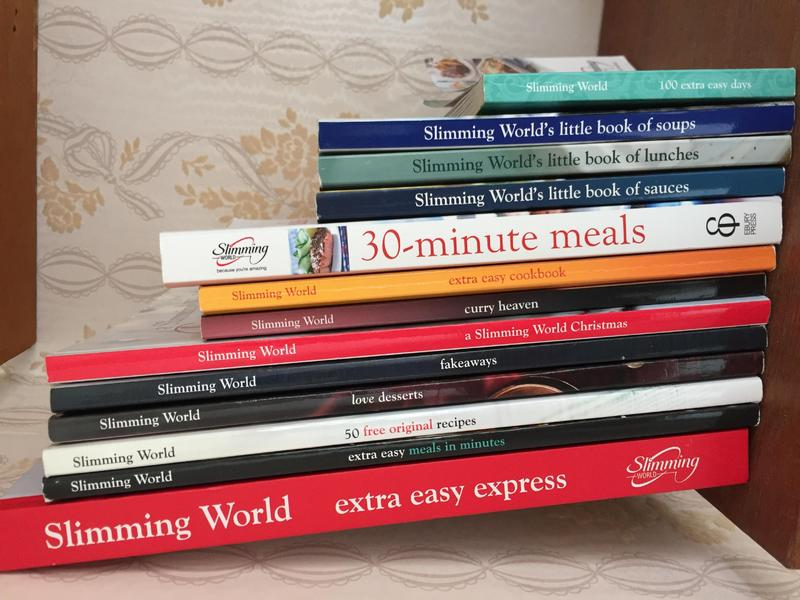 Slimming world recipe books sandown wightbay Slimming world books free