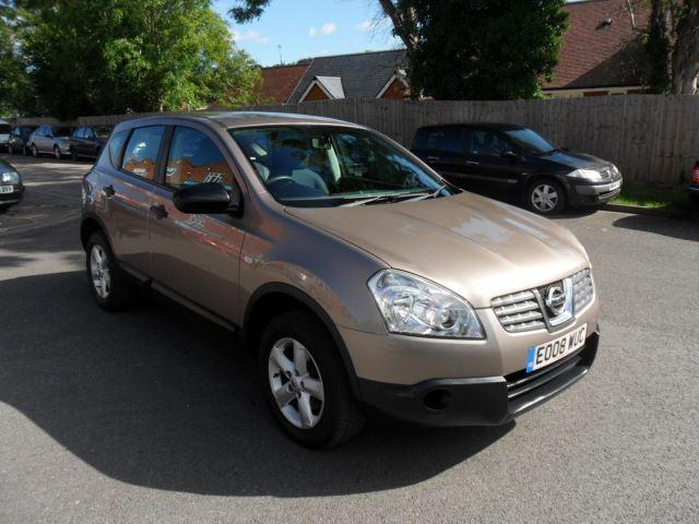 nissan qashqai 2008 in waterlooville wightbay. Black Bedroom Furniture Sets. Home Design Ideas