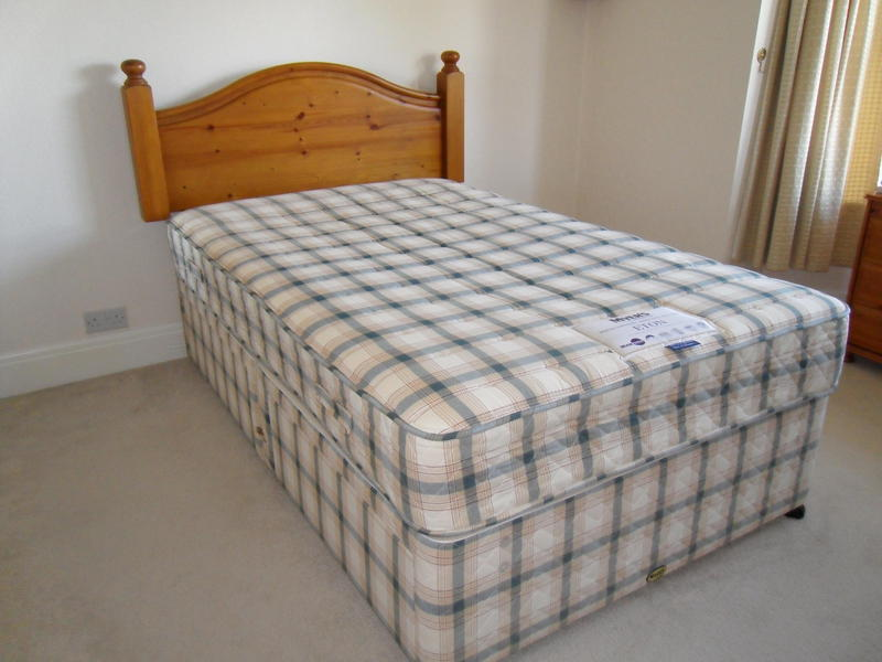 4ft divan bed ryde wightbay for 3 foot divan bed