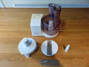 moulinex masterchef 20 food processor manual