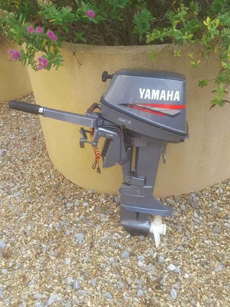 Yamaha 6hp outboard engine in newport expired wightbay for Yamaha 6hp outboard motor