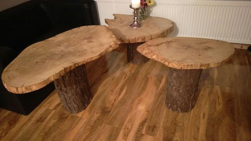 Unique Handmade Oak Coffee Tables For Sale Handmade In Sandown