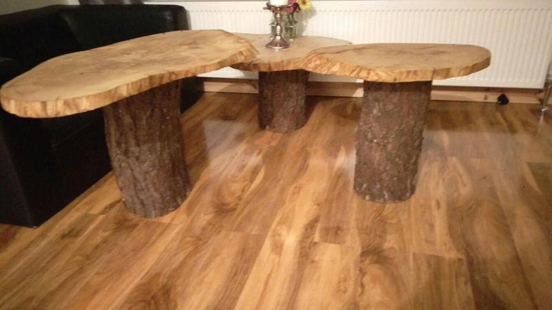 Unique Handmade Oak Coffee Tables For Sale Handmade