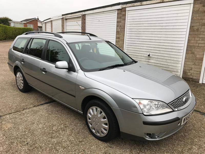 2006 39 56 39 ford mondeo estate 2 0 tdci 130bhp 6 speed manual in ryde wightbay. Black Bedroom Furniture Sets. Home Design Ideas