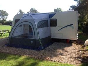 Salou Caravan Porch Awning In Ryde Wightbay
