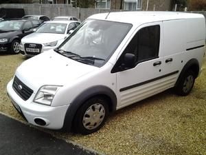 2010 Ford Transit Connect 1.8TDCi  T200 SWB Trend in Ventnor