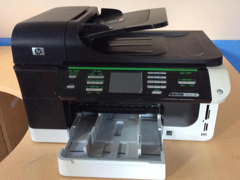hp 8500 pro software