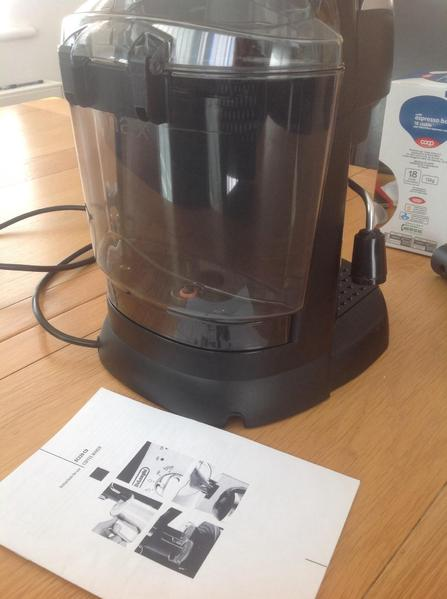 Coffee Makers That Use Pouches : DeLonghi EC220 CD Coffee Maker - Ventnor Wightbay