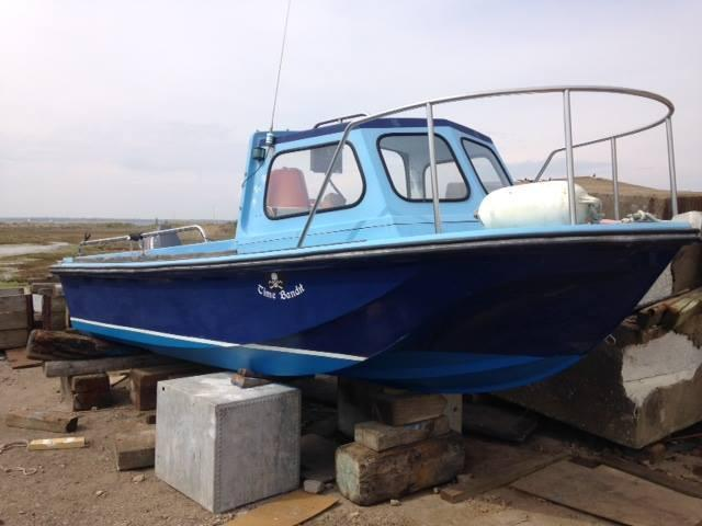 Fishing boat in freshwater sold wightbay for Best freshwater fishing boats