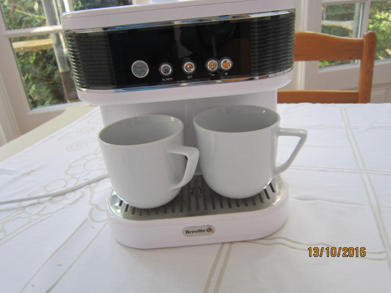Breville tea/ coffee maker with alarm (kettle) VGC - Freshwater Wightbay