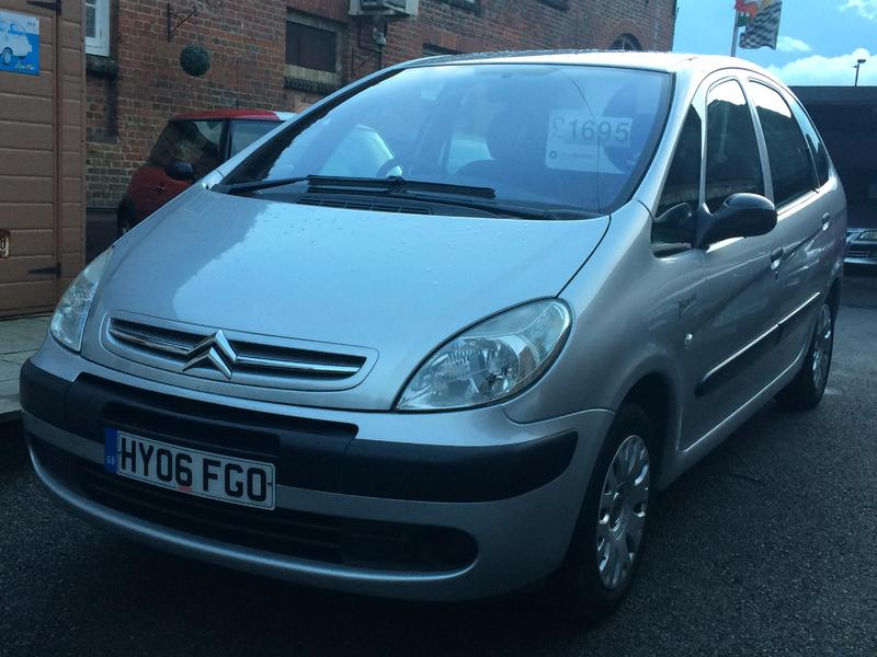 2006 citroen xsara picasso 1 6 lx in newport wightbay. Black Bedroom Furniture Sets. Home Design Ideas