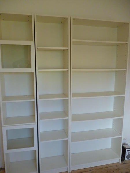 Ikea billy bookcases and dvd cd storage in freshwater - Ikea porta cd billy ...