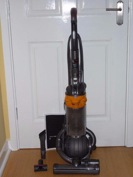 dyson dc25 multi floor upright vacuum cleaner ryde sold wightbay. Black Bedroom Furniture Sets. Home Design Ideas