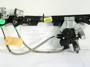 Jaguar x type 2001 2007 front wiper motor mech in for 2001 jaguar s type window regulator
