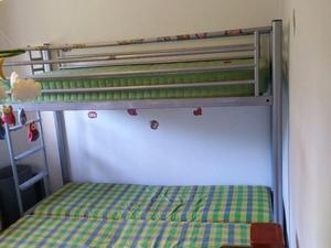 Metal bedhead ryde wightbay for Jay be bunk bed