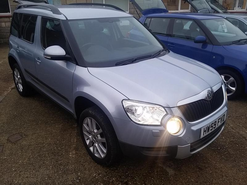 skoda yeti 4x4 diesel full leather in ryde expired. Black Bedroom Furniture Sets. Home Design Ideas