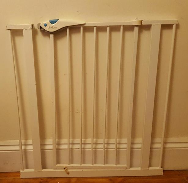 lindam easy fit plus safety gate instructions