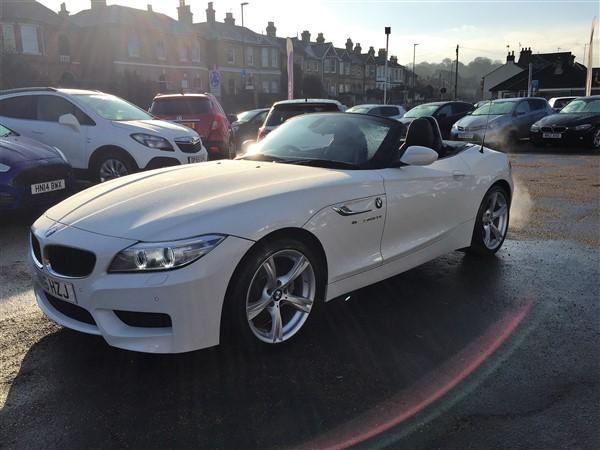 Bmw Z4 Sdrive20i M Sport Auto In Newport Isle Of Wight