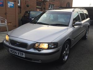 2004 Volvo V70 D5 2.4 Turbo Diesel Automatic Estate