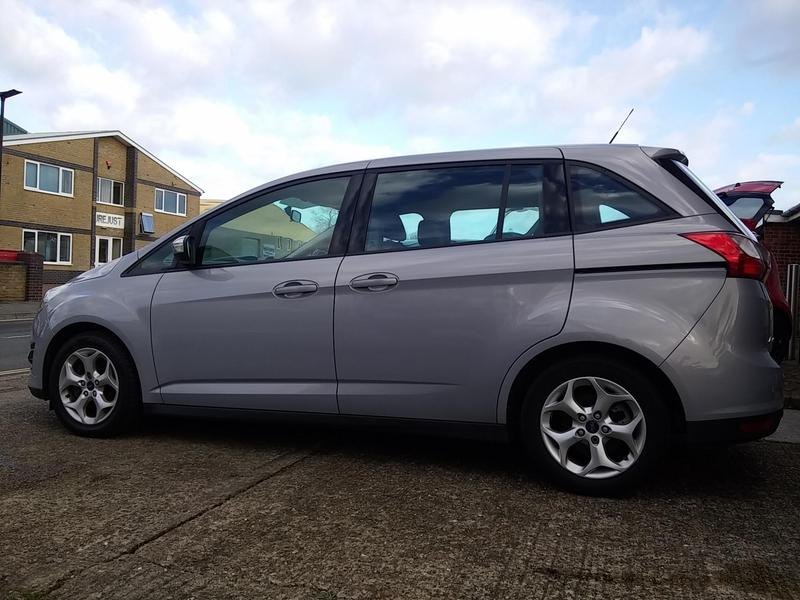 Ford C Max 7 Seats Bluetooth Amp Parking Sensors In