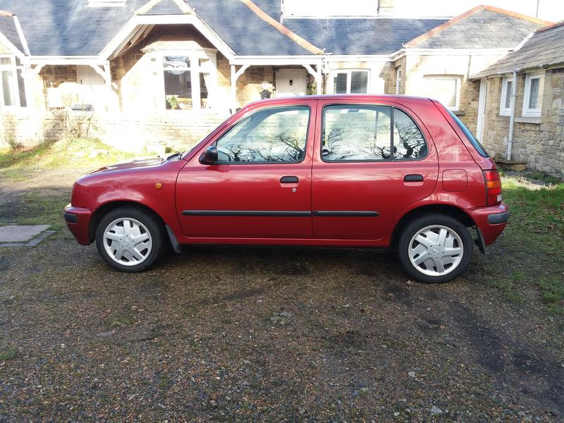 nissan micra 1998 1 3 manual in seaview sold wightbay. Black Bedroom Furniture Sets. Home Design Ideas