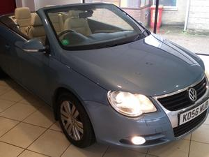 Volkswagen Eos - Glass Roof & Full Leather!