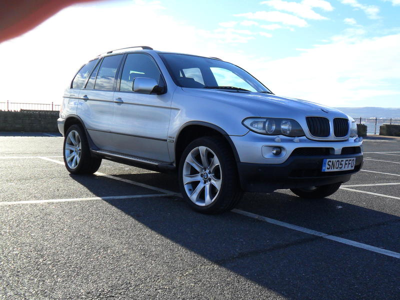 bmw x5 2005 3 0 diesel auto in seaview wightbay. Black Bedroom Furniture Sets. Home Design Ideas