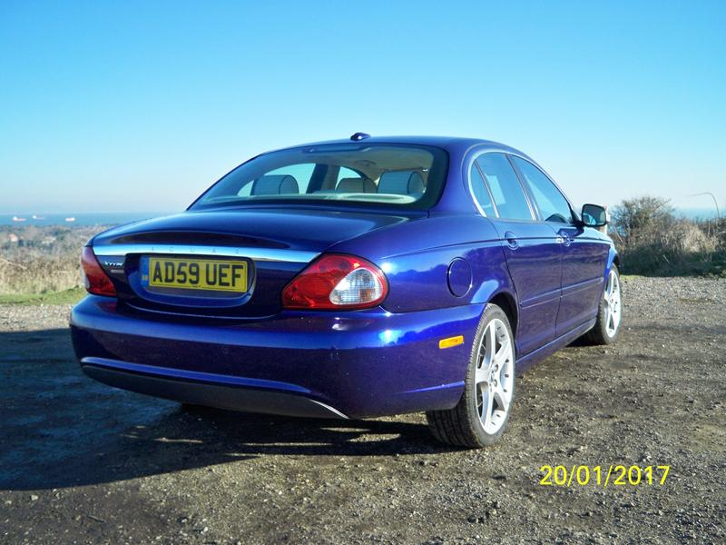 Jaguar X Type Sovereign 2 2 Diesel In Ryde Wightbay