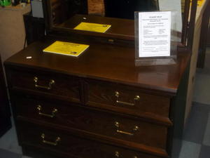 G plan dressing table £65 in Cowes