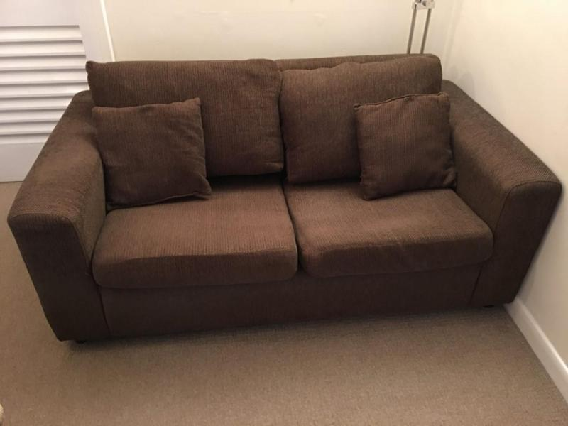 Sofa bed bembridge wightbay for Sofa bed 65 inches