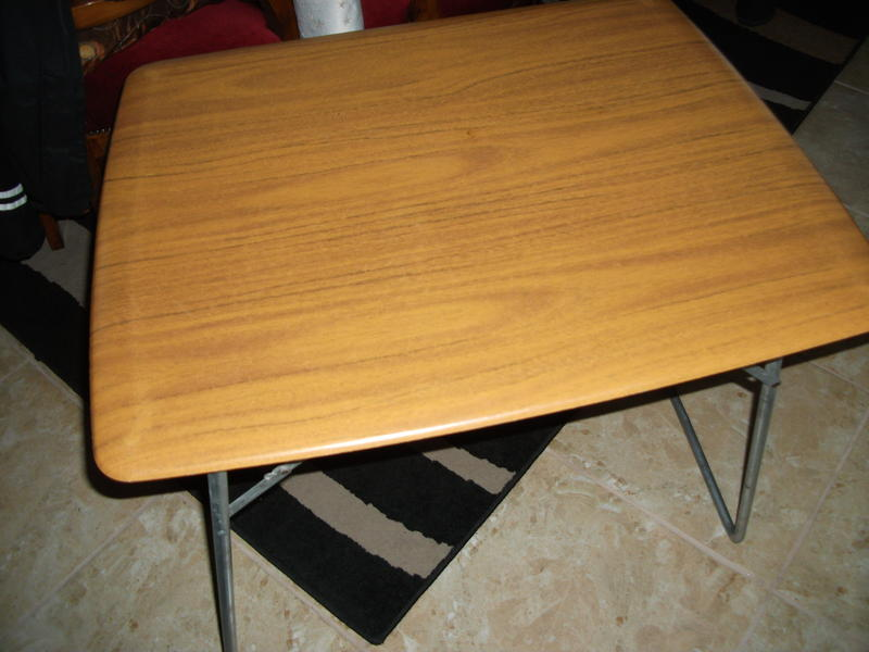 Original  Blog Folding Tables And End Tables Add Style And Function To Your RV