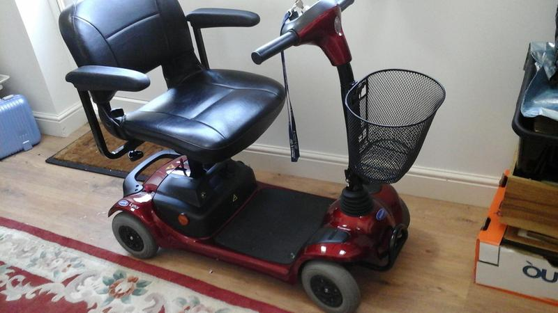 invacare lynx mobility scooter manual