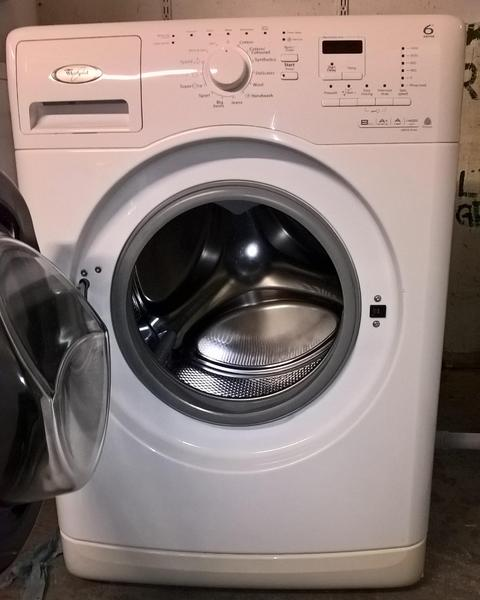 whirlpool 8kg washing machine cowes wightbay. Black Bedroom Furniture Sets. Home Design Ideas