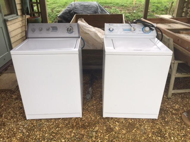 whirlpool heavy duty top loader washing machines two ventnor expired wightbay. Black Bedroom Furniture Sets. Home Design Ideas