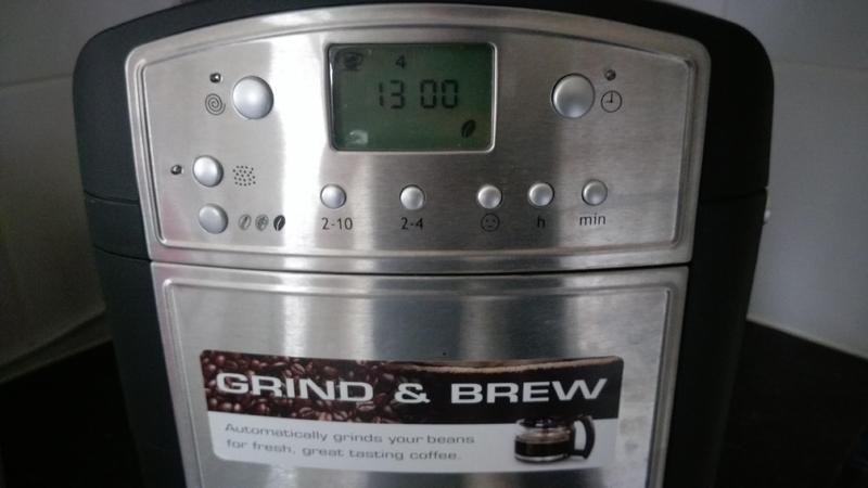 Russell Hobbs Grind And Brew Coffee Maker Instructions : Russell Hobbs Grind & Brew Coffee Machine - Sandown Wightbay